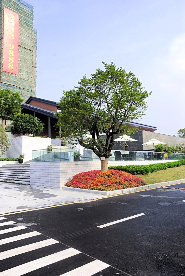 万科柏悦湾别墅景观-29