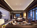 琚宾--北京燕西华府别墅样板房高清实景图