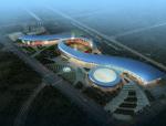 [江苏]运河文化城国际会议体育会展中心建筑设计方案文本