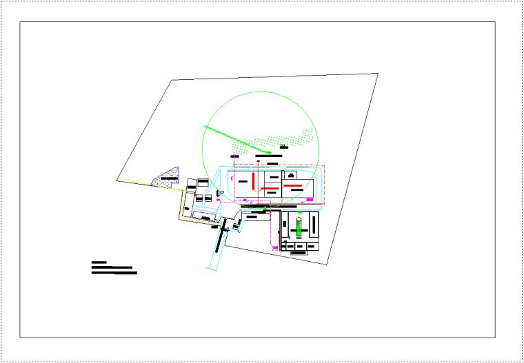 小学综合教学楼施工组织设计(共166页)