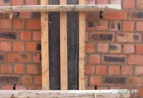 二次结构模板构造柱工程操作工艺