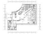 [上海]喜福会酒楼室内设计施工图及效果图