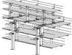 西藏市镇之间快速通道工程支架法翻模法爬模法桥梁施工组织设计123页(翻模爬模高墩)