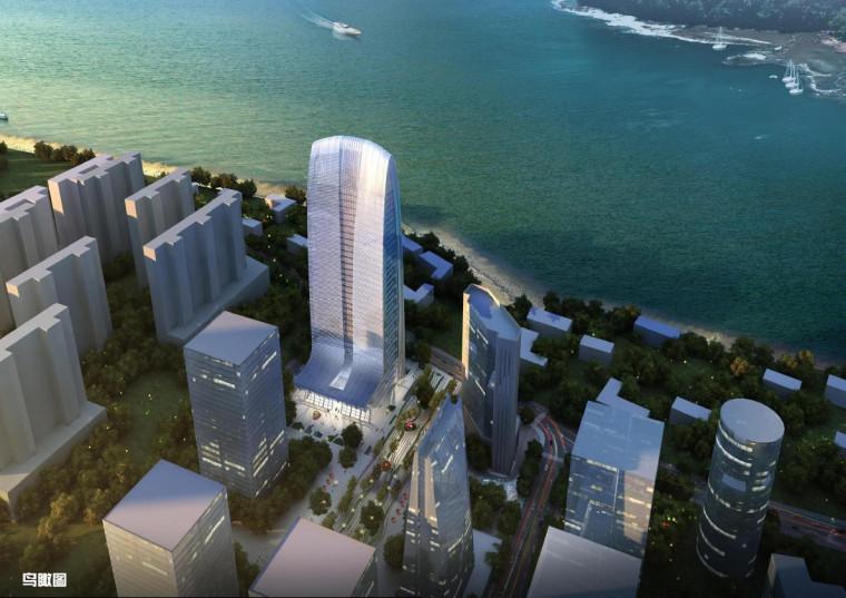 [湖南]超高层晶体表面金融办公中心建筑设计方案文本(含多媒体)
