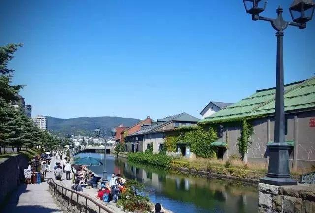 10个日本最美小镇_9