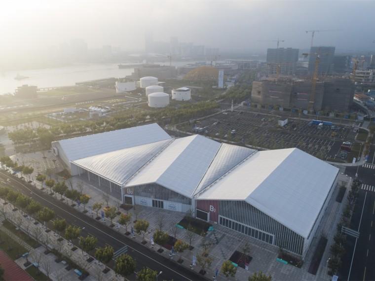 上海西岸人工智能峰会B馆