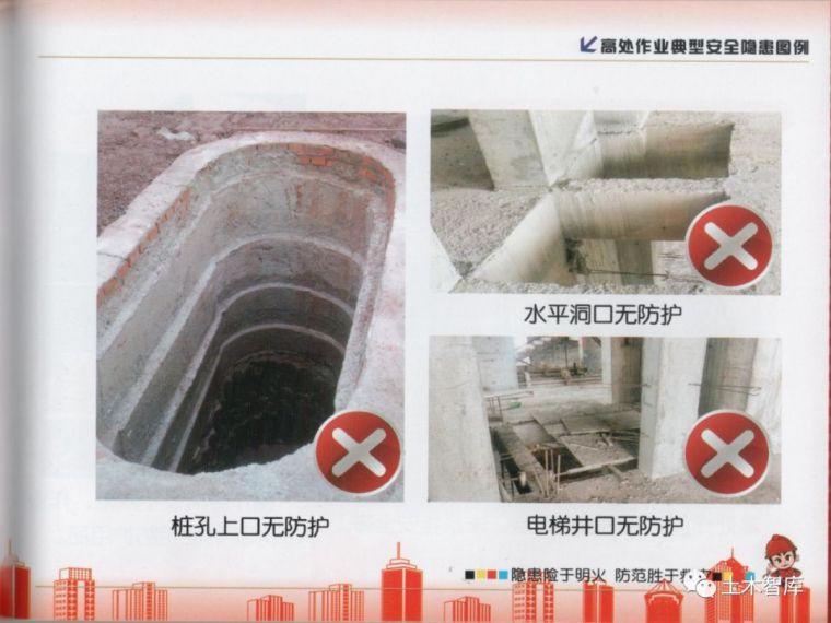 大用系列,建筑施工现场安全知识画册之高处作业_64
