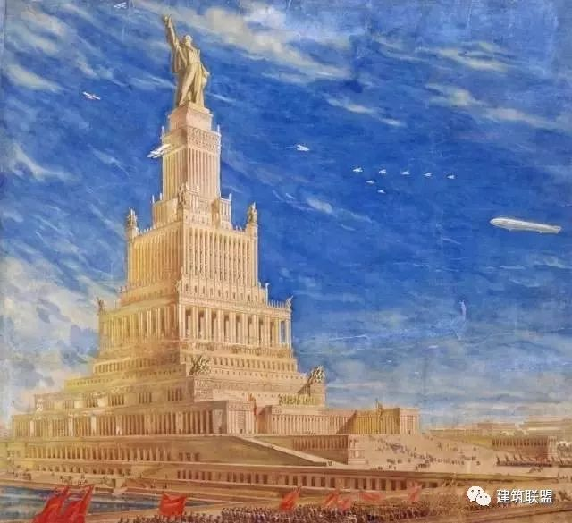苏维埃宫殿,最大的烂尾工程