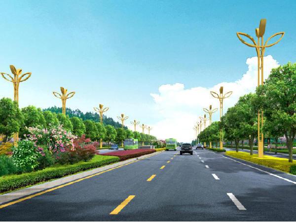 [湖南]含顶进框架桥钢箱梁拱桥市政道路方案设计278页(含预算,可研报告)