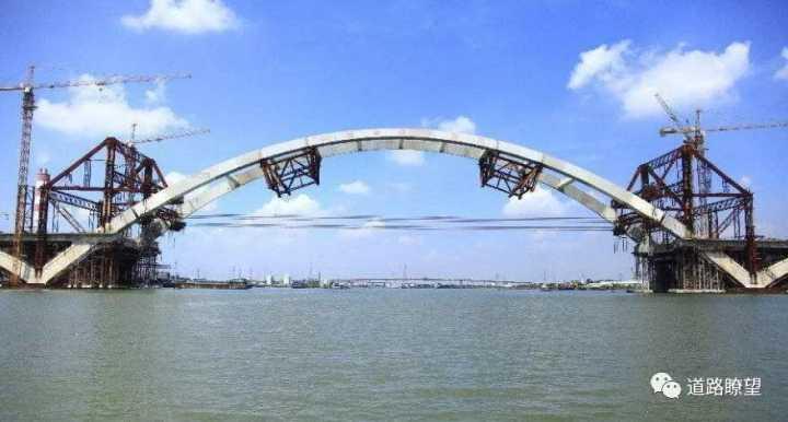 2017年度中国十大拱桥系列集锦_3