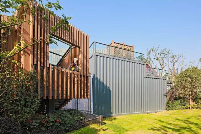 2个集装箱做的房子方案设计给大家参考_54