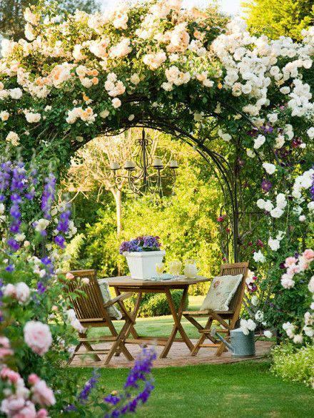 想要一个小院子,花开花落一辈子_31