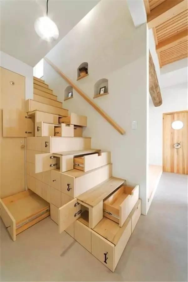 家里再小,都能装个楼梯_18