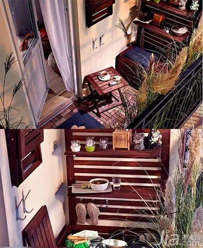 """158款·精致阳台改造案例,小阳台也有""""花园梦""""!_137"""