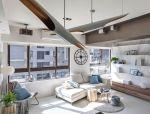 59㎡蓝白系单身公寓设计