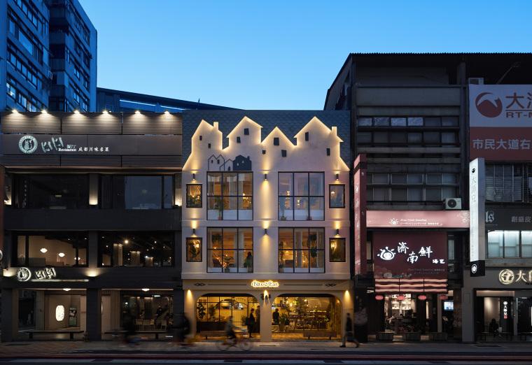 台北薄多義休闲餐厅