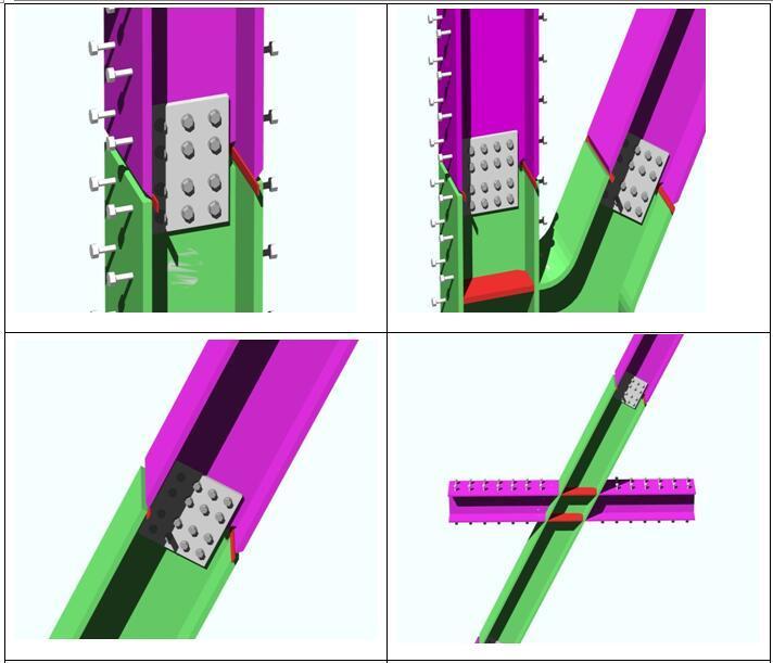 综合办公业务楼工程钢结构工程安装方案(劲性拱架)