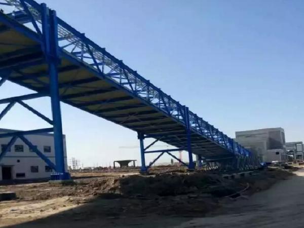 钢结构一站桥图纸