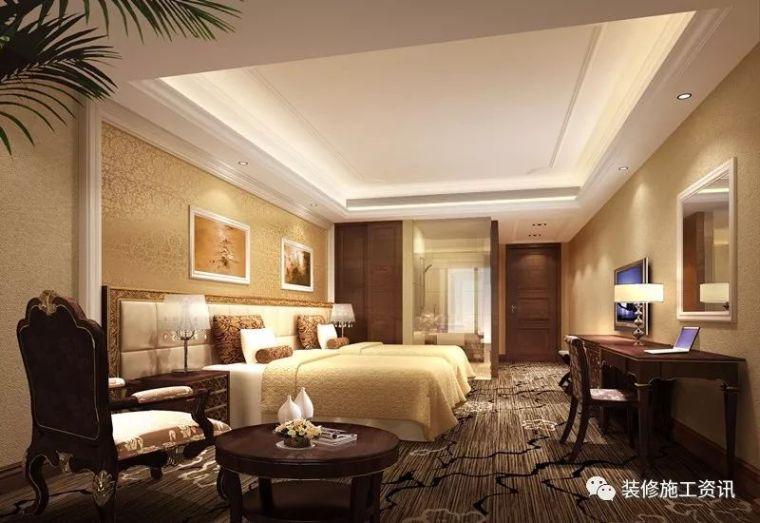 酒店项目水电安装施工工艺大全