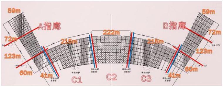 沈阳桃仙国际机场T3航站楼结构设计介绍_2