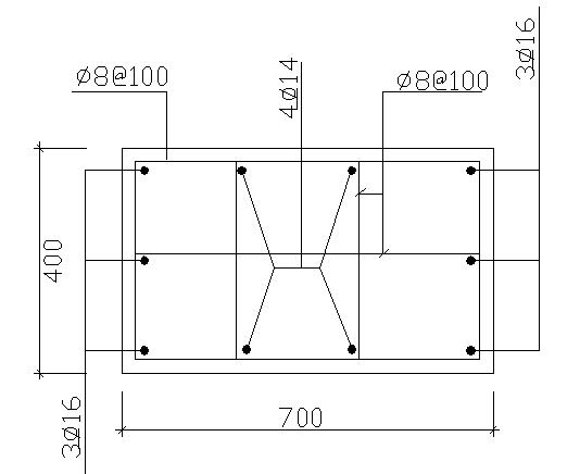 长春鑫佳泰科贸有限公司框架钢结构施工图_4