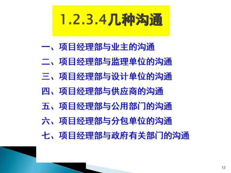 项目组织沟通协调5