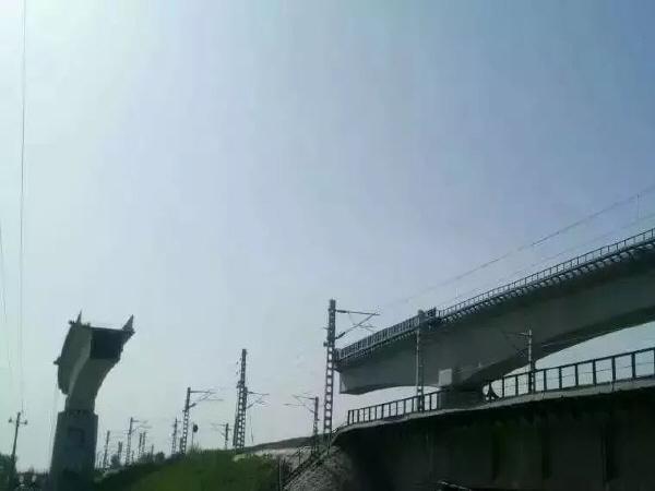 桥梁转体施工法
