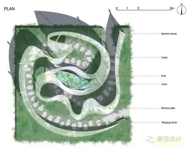 [景观名师分享]王向荣:小尺度花园的设计思路