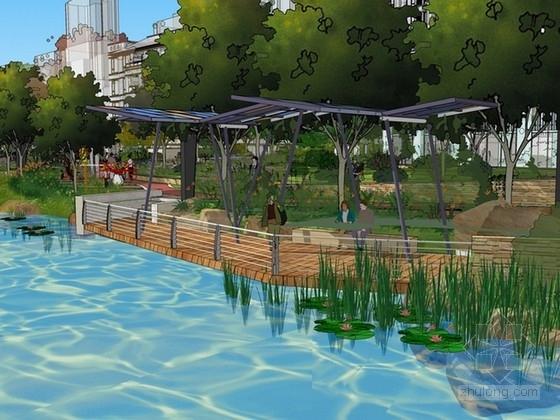 [上海]特色城市综合型广场景观规划设计方案