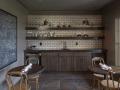 省钱省空间的十种现代简约风格餐厅装修效果图!