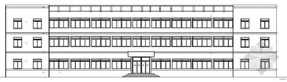 某市三层看守所建筑方案设计