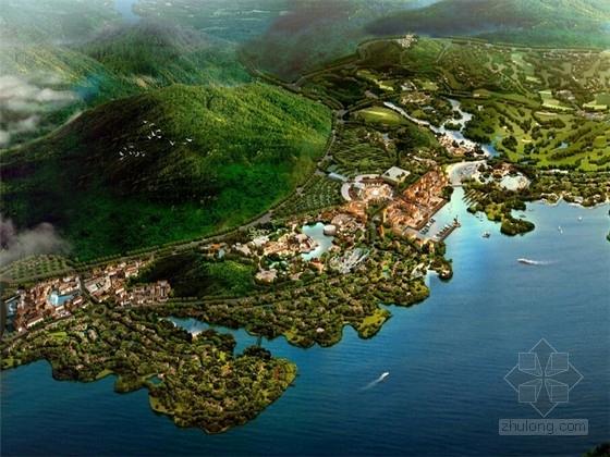 [福建]地中海风格农业观光园规划设计方案文本(知名事务所)
