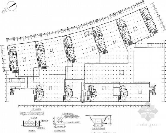 [安徽]2014年大型住宅小区供电招标图74张(甲级规划院)