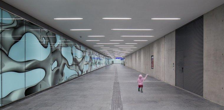 奥地利格拉茨火车站重建_23
