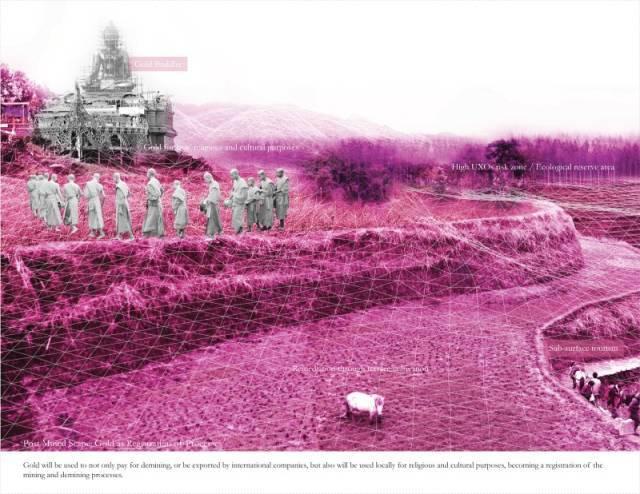 老挝战后景观重建_5