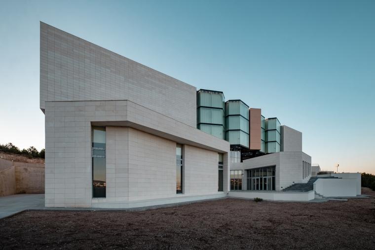 土耳其Hacettepe大学博物馆和生物多样化中心-3