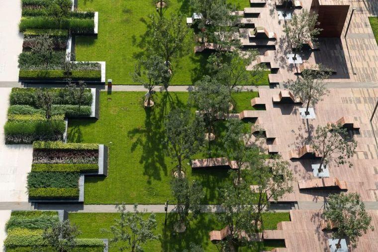 中国建筑设计奖公布,八大景观项目获得中国建筑界最高荣誉!_27