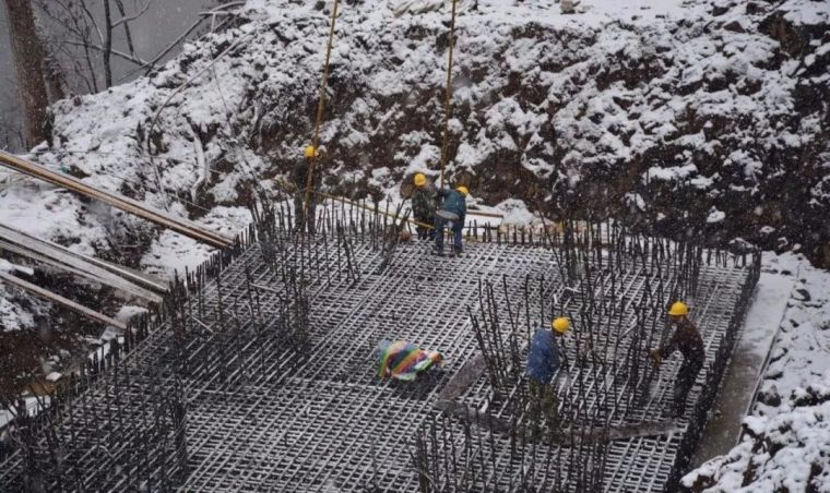 冬季浇筑混凝土施工工艺丨收藏篇