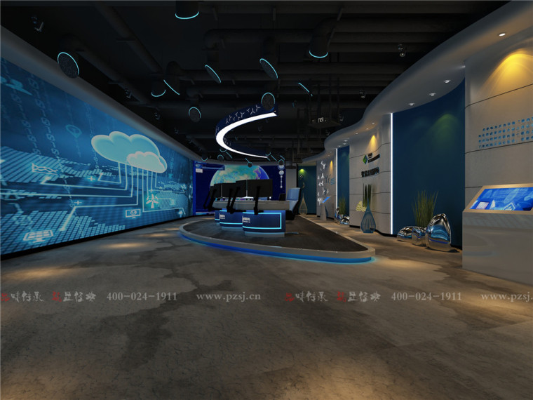 中国国电龙源集团江苏分公司智能监控指挥中心办公空间项目设计-A1智能监控中心.jpg