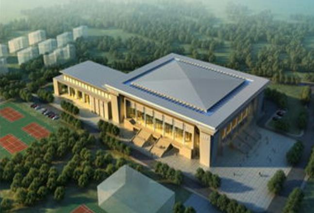 山东省体育场中央空调安装工程施工组织设计