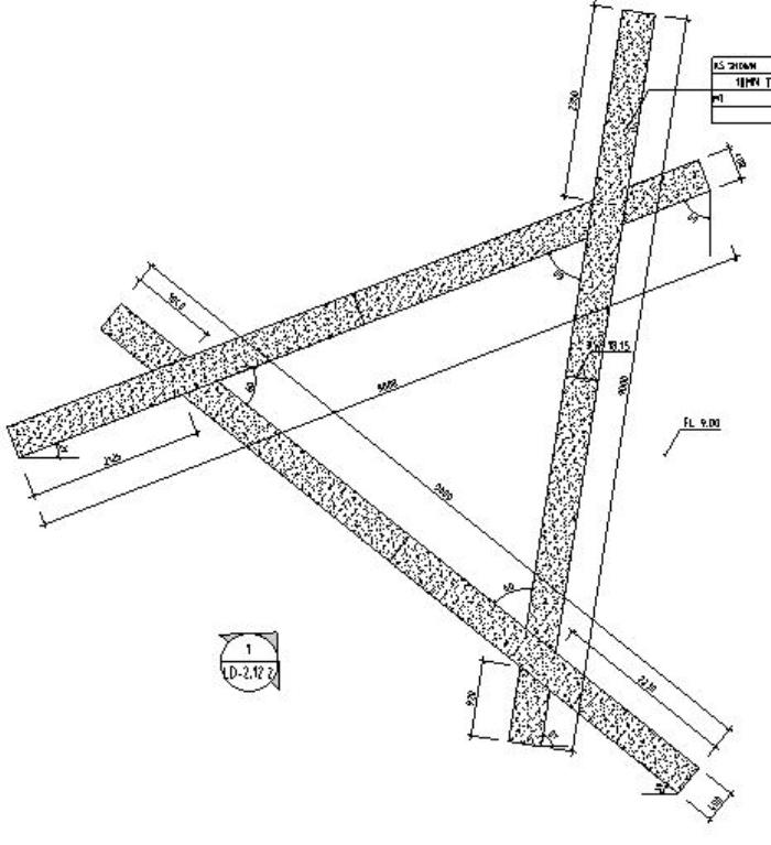 [合集]标志牌景观节点施工图3套