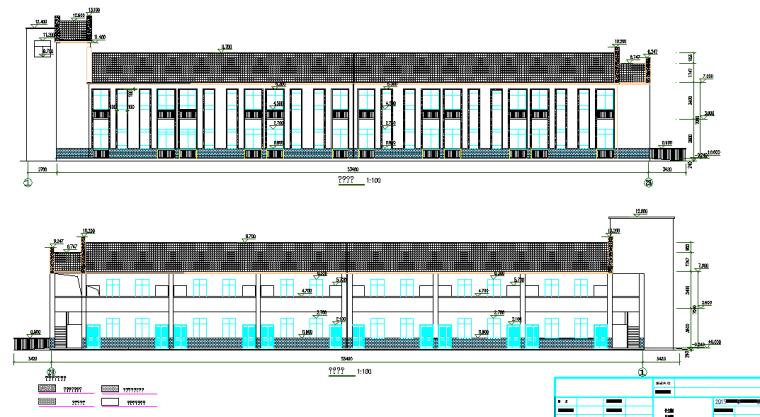 [湖南]大忠桥镇敬老院一期建筑工程施工招标文件及全套施工图_4