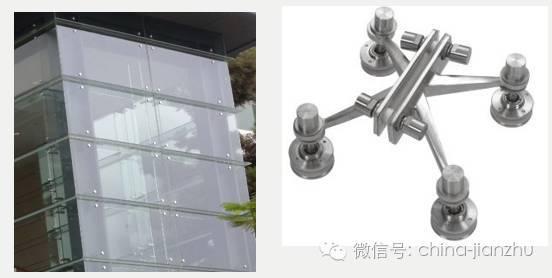 玻璃幕墙与隔墙收口_1
