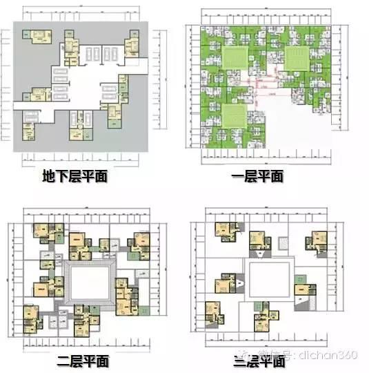 高容积别墅,规划设计总结!_9