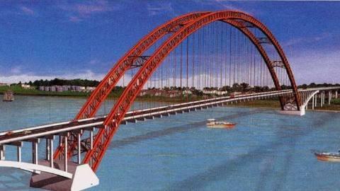桥梁建设施工组织设计(103页)