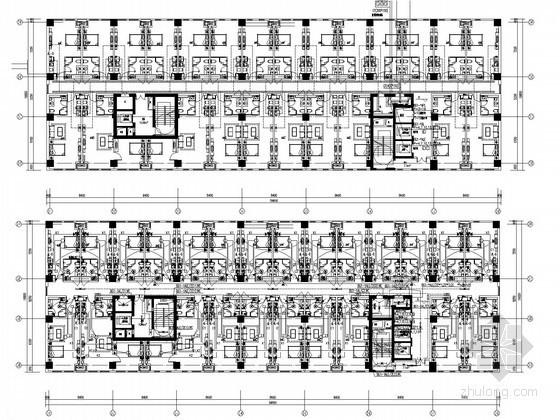 [上海]松江地标商业综合体全套电气图纸240张(点位表 设备概算清单)