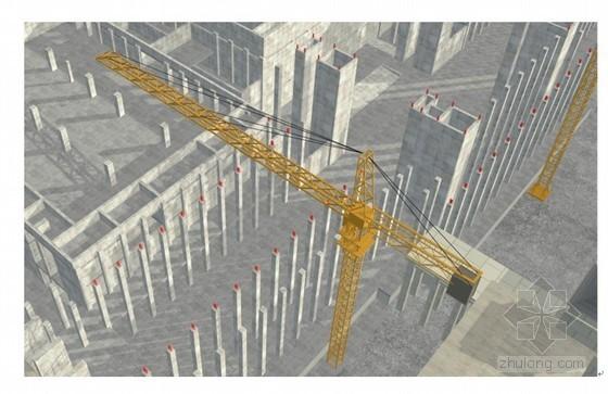 [北京]框架结构博物馆施工组织设计(鲁班奖、钢桁架屋面)