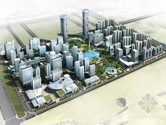 [江苏]大型混合办公区规划及单体设计方案文本(知名建筑设计公司)