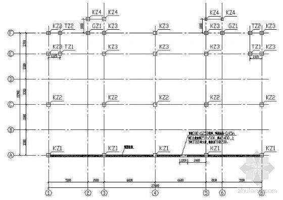 dCS控制室结构图纸