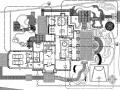 别墅景观设计施工图